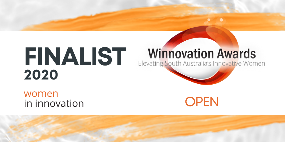 Winnovation awards finalist 2020